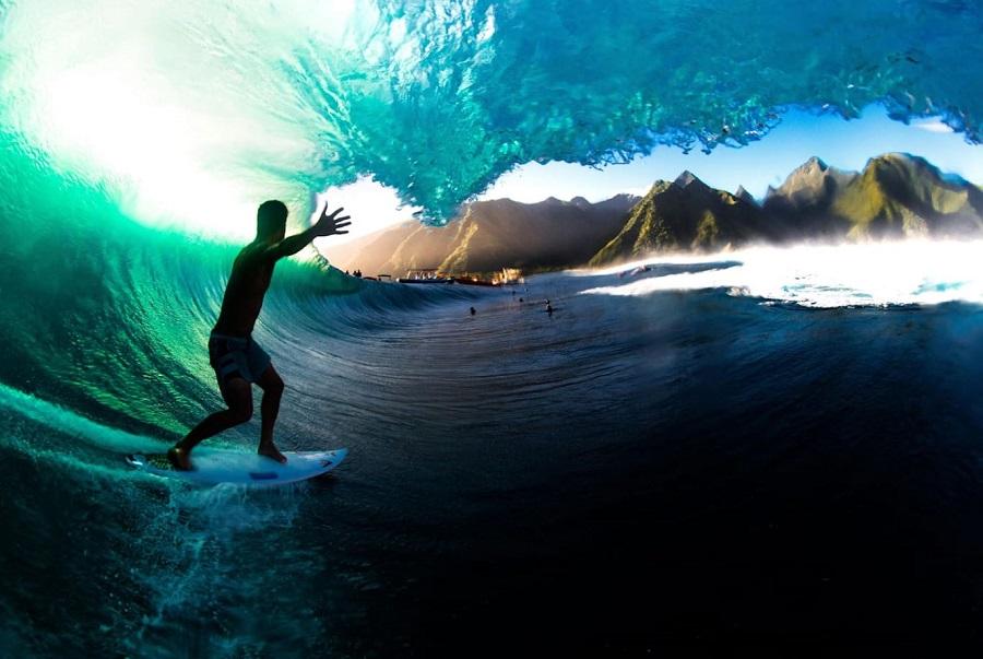 Documentario surf