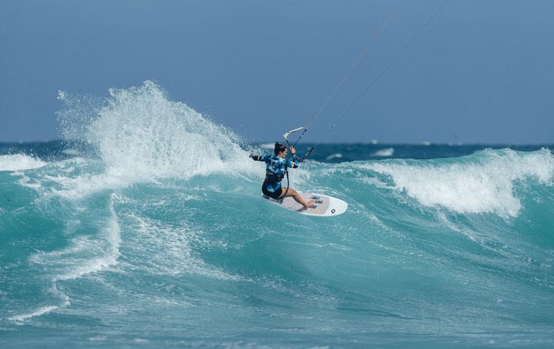Attrezzatura surfino kitesurf