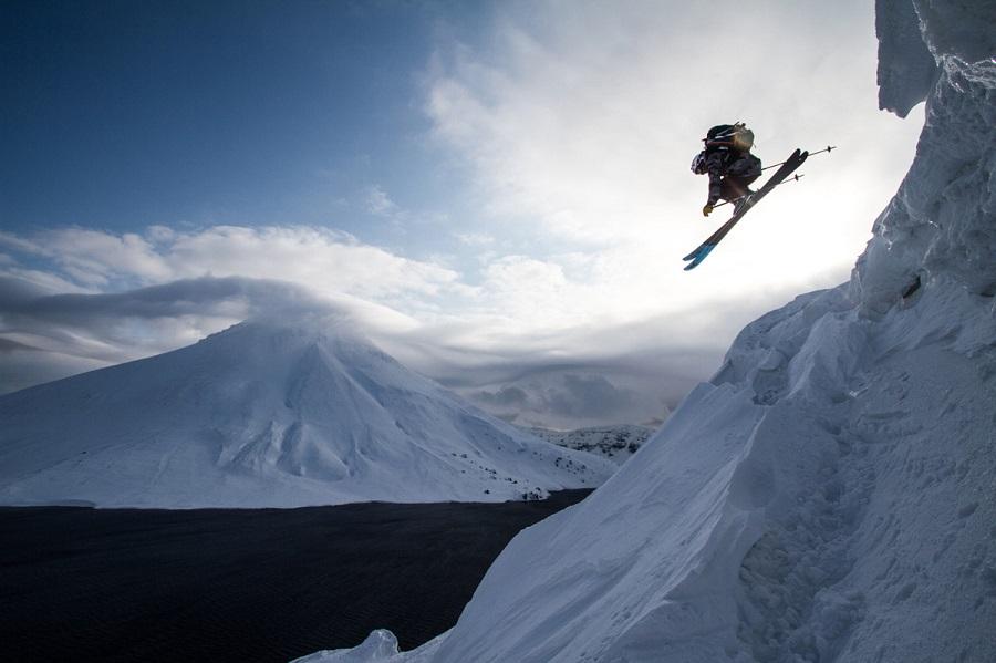 Documentario Ski Redbull