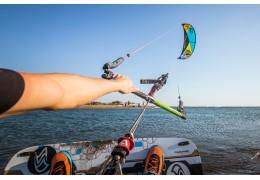 I rischi del kitesurf: maledette linee della barra