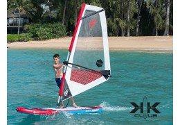 Attrezzatura da windsurf: fateli planare i vostri figli