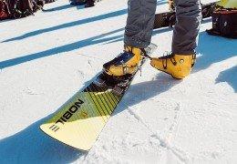 Lo snowboard hard non è per deboli di cuore