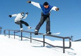 Lo snowboard freestyle: tutti pazzi per i triks