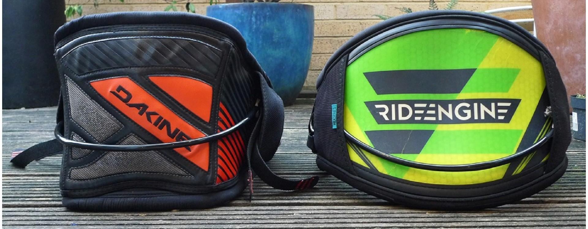Trapezio da kitesurf: meglio a fascia o un seat?